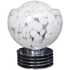 Mazzega Table Lamp from the 1960s