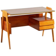 Writing Desk Designed by Vittorio Dassi, Italy, 1950