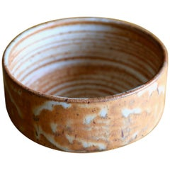Ceramic Bowl by Harriet Cohen