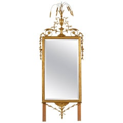 22-Karat Gold Gilt Adam Style Frame Winterthur Collection