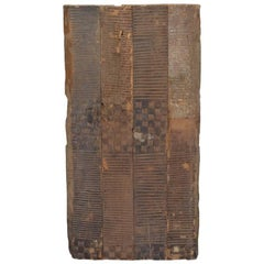 Andrianna Shamaris Ancient Hand-Carved Panel