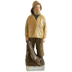 Royal Copenhagen Figurine Over-Glaze Skagen #12214