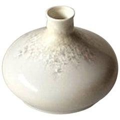 Royal Copenhagen Crystalline Glaze vase by Valdemar Engelhardt F641