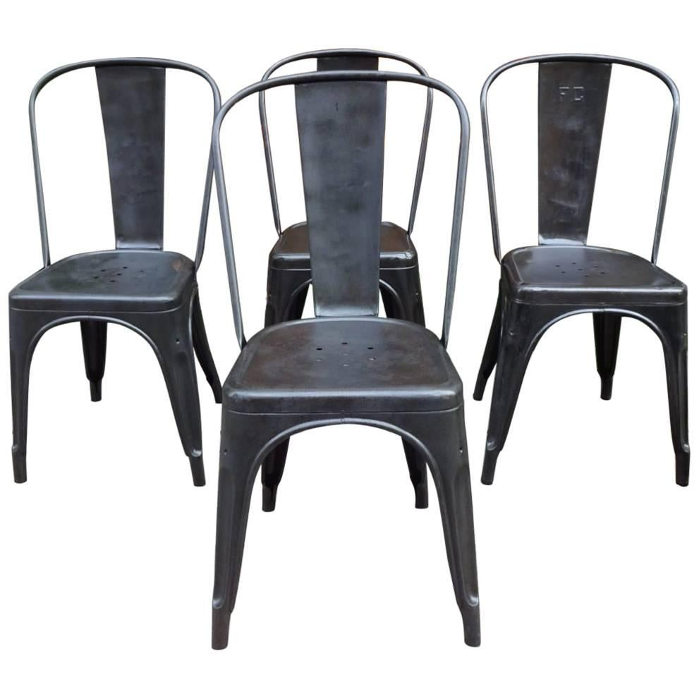 Iconic Tolix Chair U0027Without Armsu0027
