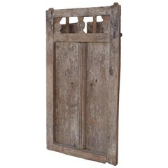 Andrianna Shamaris Antique Teak Wood Doors