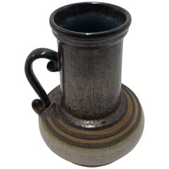East Germany 1950s Strehla Vase