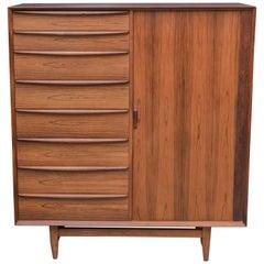 Falster Rosewood Tall Dresser