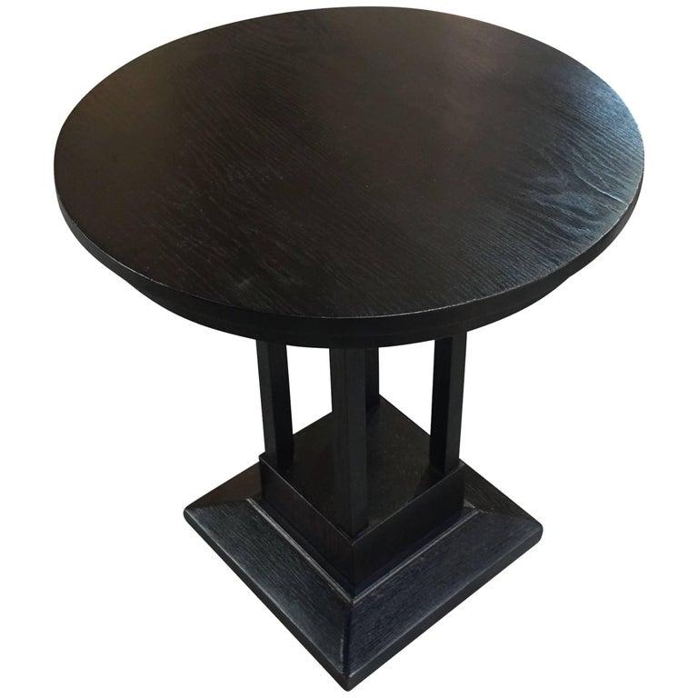 Josef Hoffman Side Table, Austria, 1920s