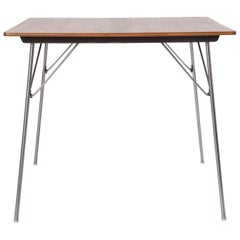 DTM-20 Square Dining Table by Ray & Charles Eames for Herman Miller