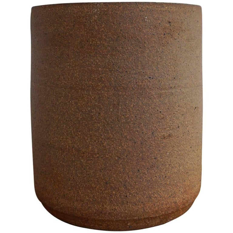 David Cressey and Robert Maxwell for Earthgender Stoneware Planter