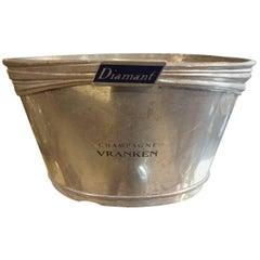 Vintage Oval Champagne Cooler
