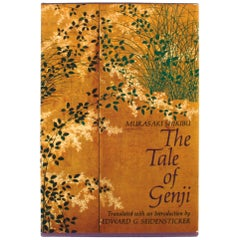 """""""The Tale of Genji,"""" Two Volumes Book"""