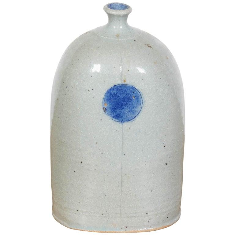 Striking Contemporary Handmade Ceramic Vase For Sale At 1stdibs