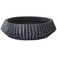 'Mayapán' Bowl Handmade in Volcanic Rock