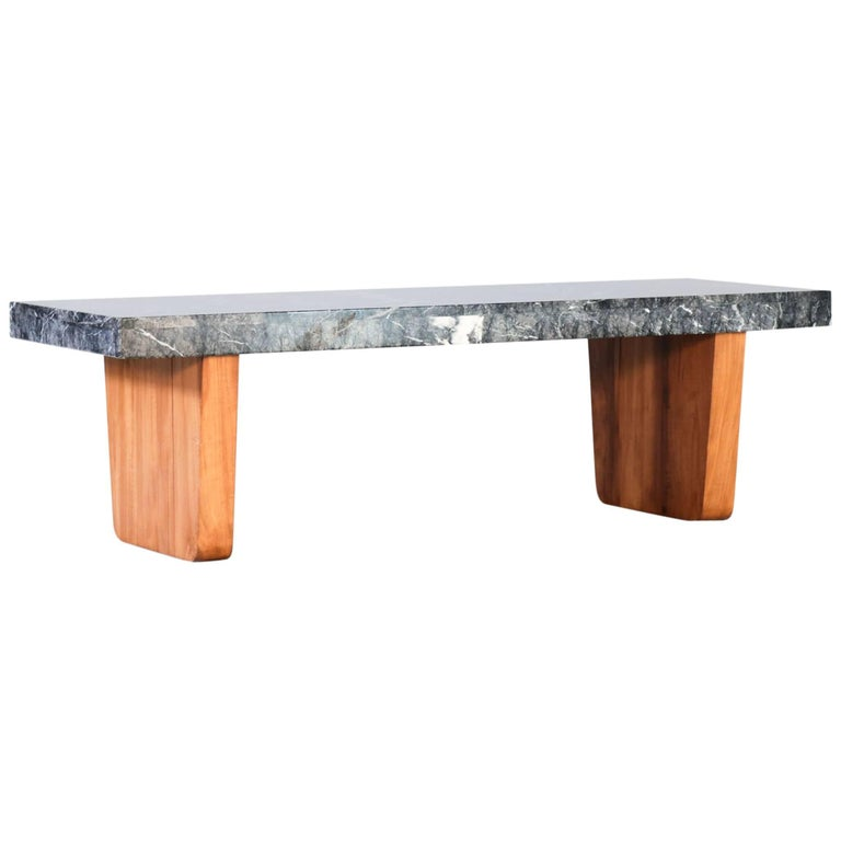 Large Marble Coffee Table, 1960s
