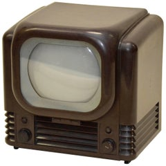 1950s Bush Radio Bakelite Television Mod. TV22 Made in England