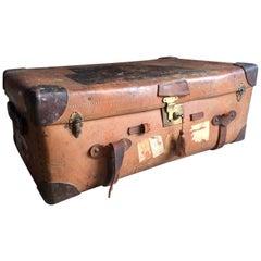 Political Interest Leather Suitcase John Profumo Christine Keeler Profumo Affair