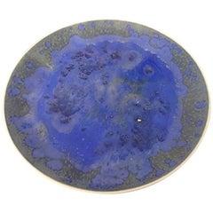 Rosenthal Crystalline Glaze Plate