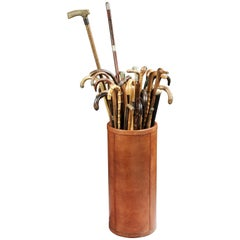 Collection of Antique Walking Sticks