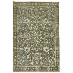 Antique Persian Heriz Rug