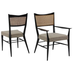 Eight Paul McCobb Irwin Collection Dining Chairs
