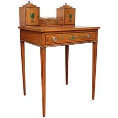 19th Century Adams Style Small Writing Desk