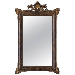 Early 20th Century Antique Wall Mirror