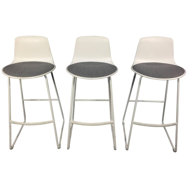 Enea Lotus Bar Stools by Lievore Altherr Molina, Spain