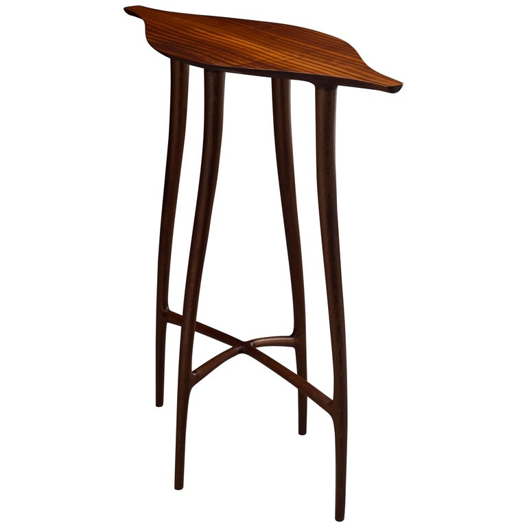 Carter Hopkins Sapele High Table, 2016 For Sale