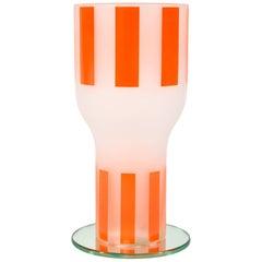 Italian Vintage Vase by James Irvine or Sottsass Associati for Egizia HWC