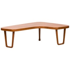 Albert Larsson Coffee Table in Teak by Alberts in Tibro, Sweden