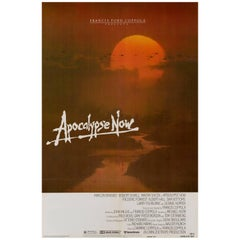 """Apocalypse Now"" Original US Movie Poster"