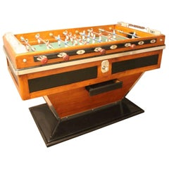 1950s Foosball Table