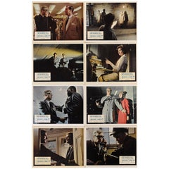 """Ipcress File"" Set of Eight Studio Front of House Stills"
