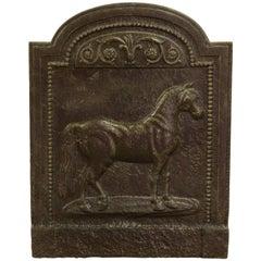 Fireback Displaying a Beautiful Horse