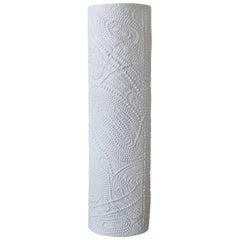 1960s Big Midcentury Design Porcelain Vase by Rosenthal Studio Line