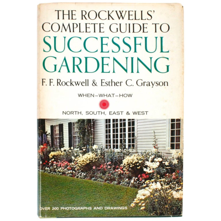 Rockwell's Complete Guide to Successful Gardening For Sale