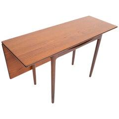 Ib Kofod Larsen G Plan Danish Range Drop-Leaf Dining Table