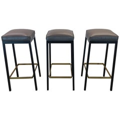 Early Bar Stools by Florence Knoll