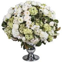 Monumental Silk Flower Arrangement