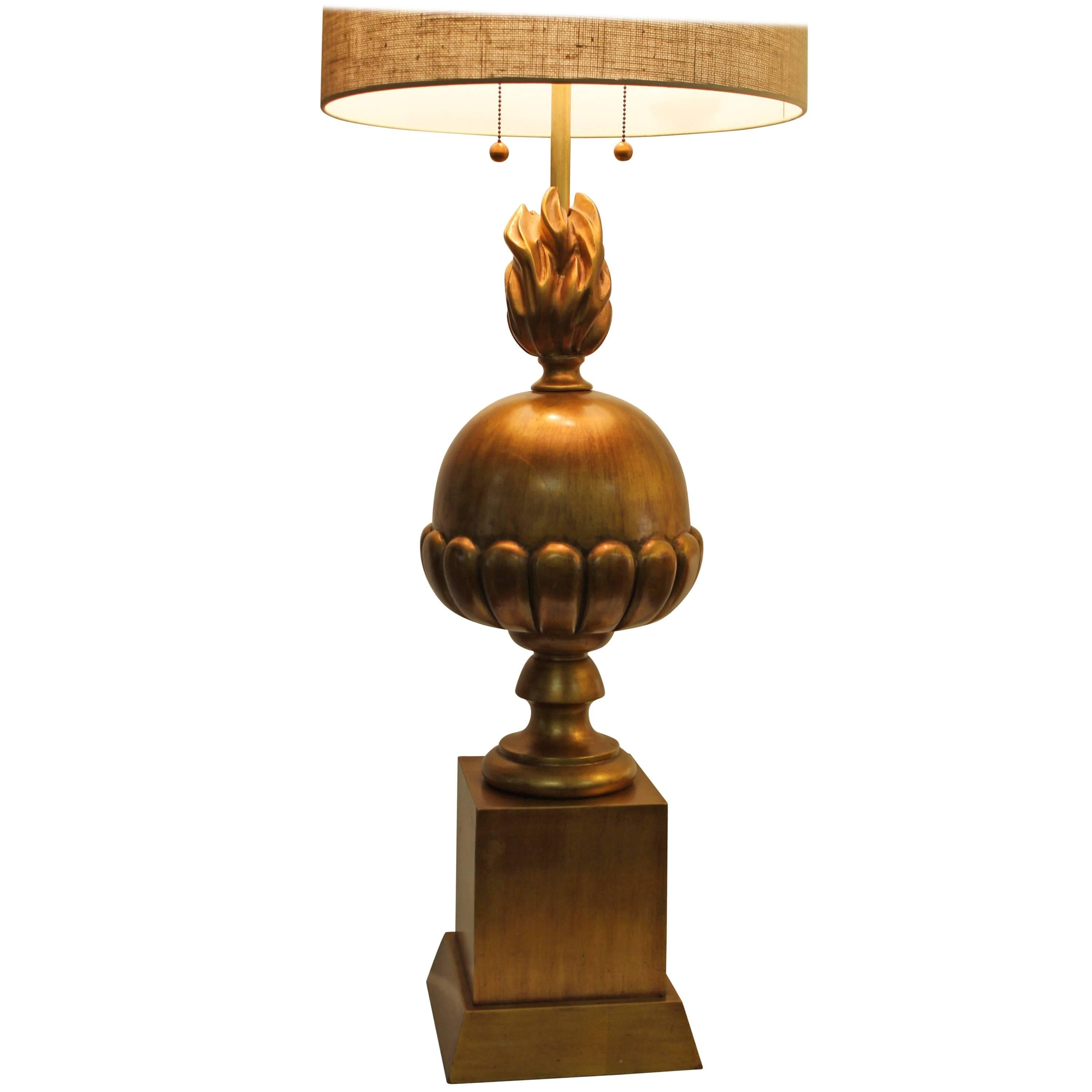 Monumental Lamp by The Marbro Lamp Company, Los Angeles, CA.