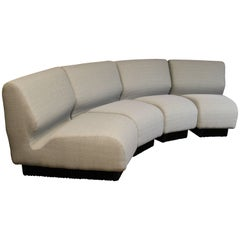 Don Chadwick Modular Sectional Sofa for Herman Miller