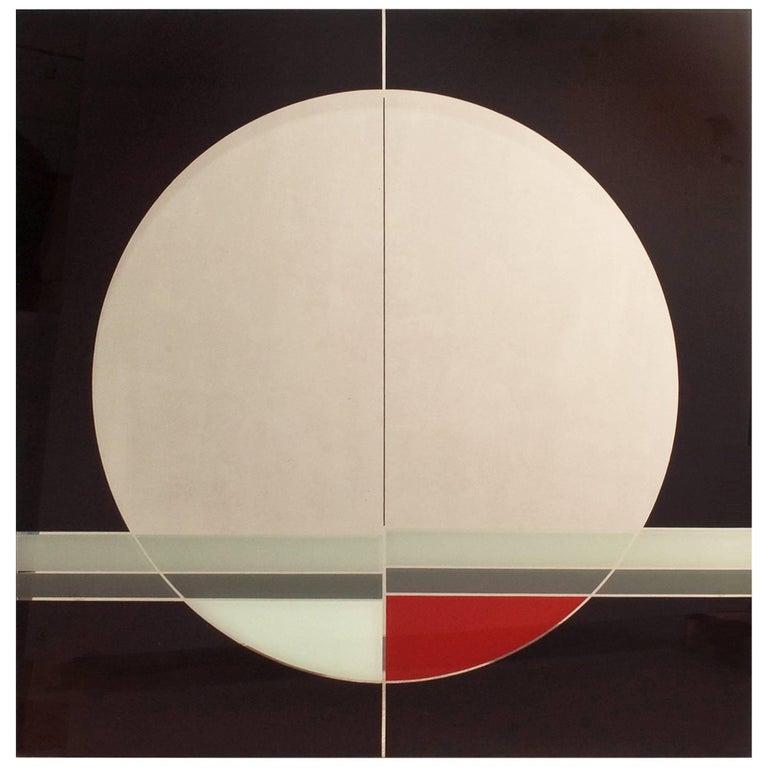Wonderful Mirror by Eugenio Carmi for Acerbis