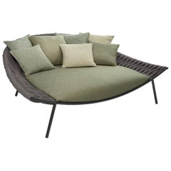 Roda Arena Daybed or Lounge for Outdoors