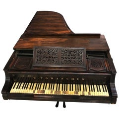 Grand Piano W. Tomaschek Wien from 1851