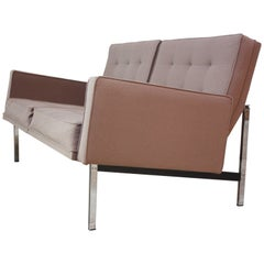 1950s Florence Knoll 'Parallel Bar' Settee