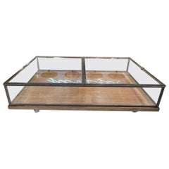 Display Style Coffee Table