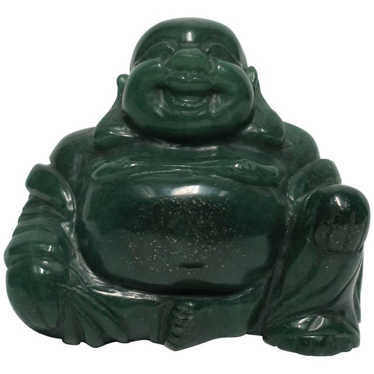 Chinese Seated Buddha