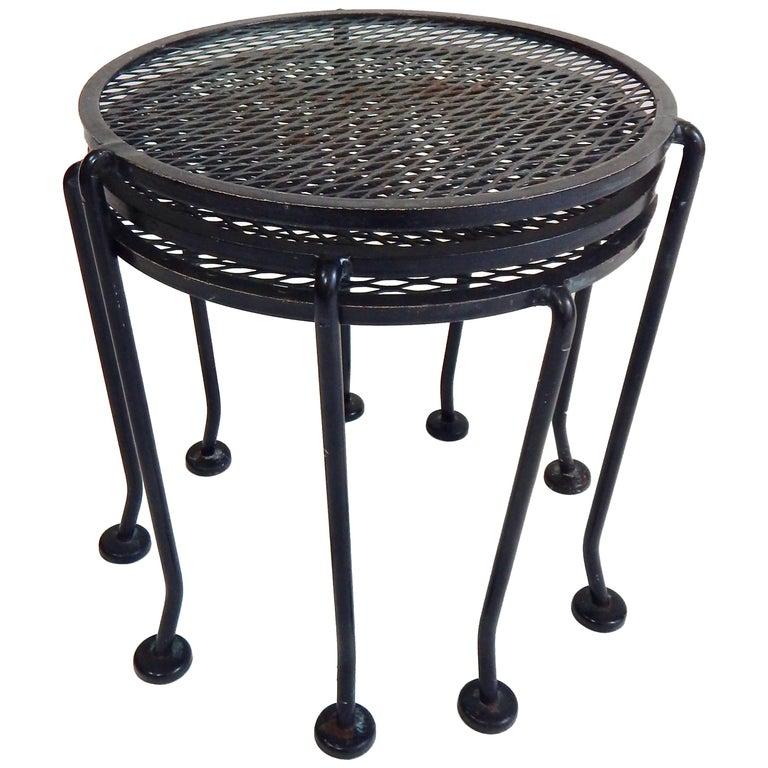 Salterini Nesting Tables