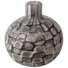 Tobia Scarpa for Venini Rare Occhi Murano Vase